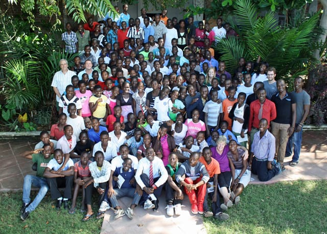 160 Determined to Develop Students Attend Youth Leadership Workshop 1