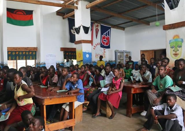 2016 Determined to Develop Malawi Youth Leadership Workshop 3