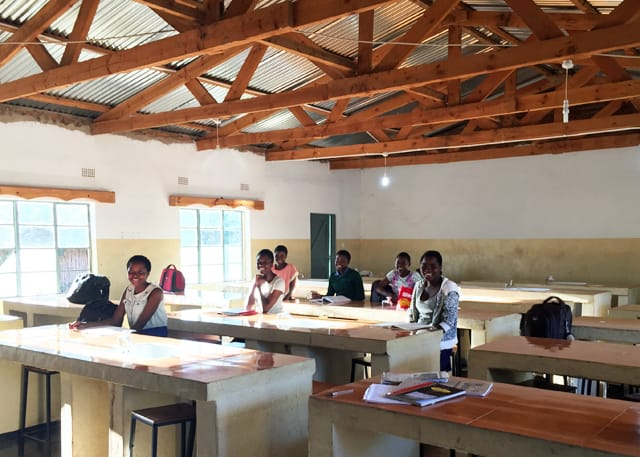 Determined to Develop Access to Education in Malawi Study 1