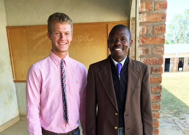 Determined to Develop Access to Education in Malawi Study 3