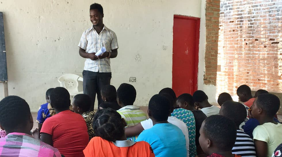 Determined to Develop Malawi Girls Income Generating Activity